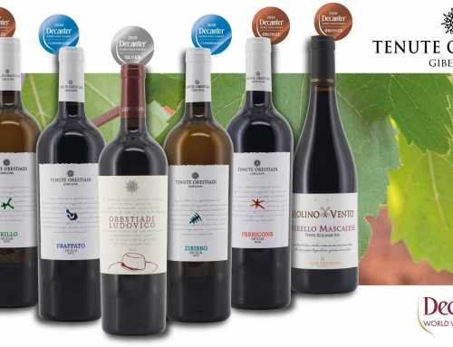Decanter World Wine Award: i riconoscimenti di Tenute Orestiadi